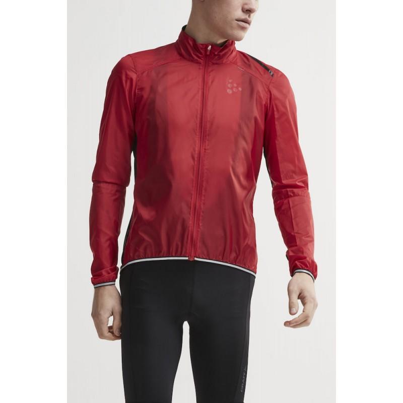 39b8d2ec2ff2f ... Craft Lithe Jacket męska kurtka rowerowa 1906086 - 432999 czerwona ...