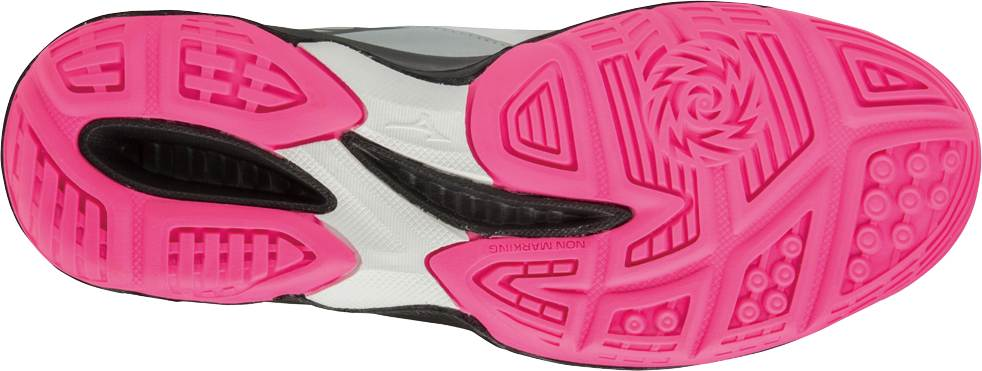 Mizuno Thunder Blade damskie buty siatkarskie białe
