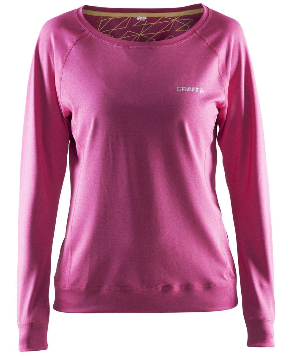 Craft Fitness Pure Light - damska bluza -  różowa