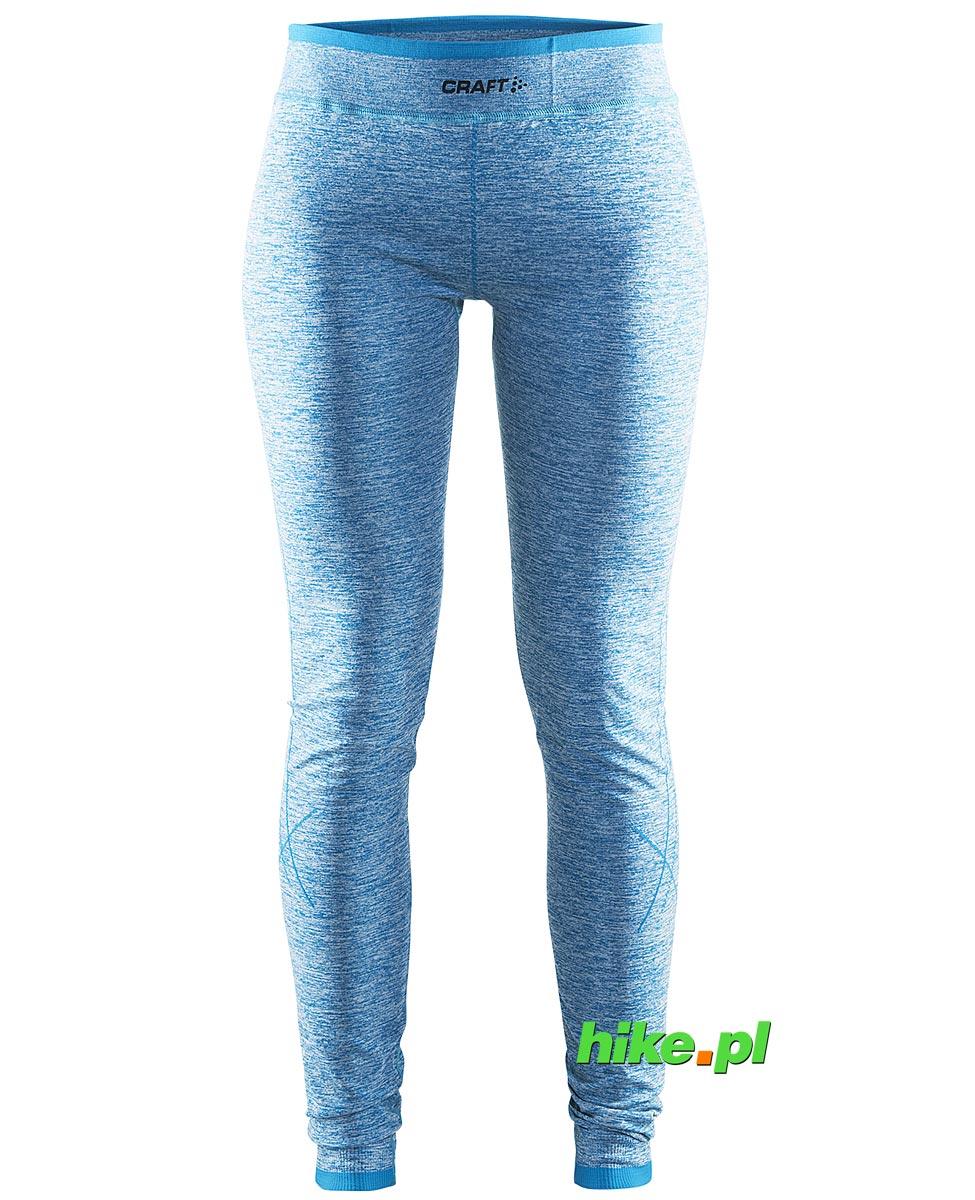 4de7bba8766f3b Craft Active Comfort Pants - damskie ciepłe getry niebieskie