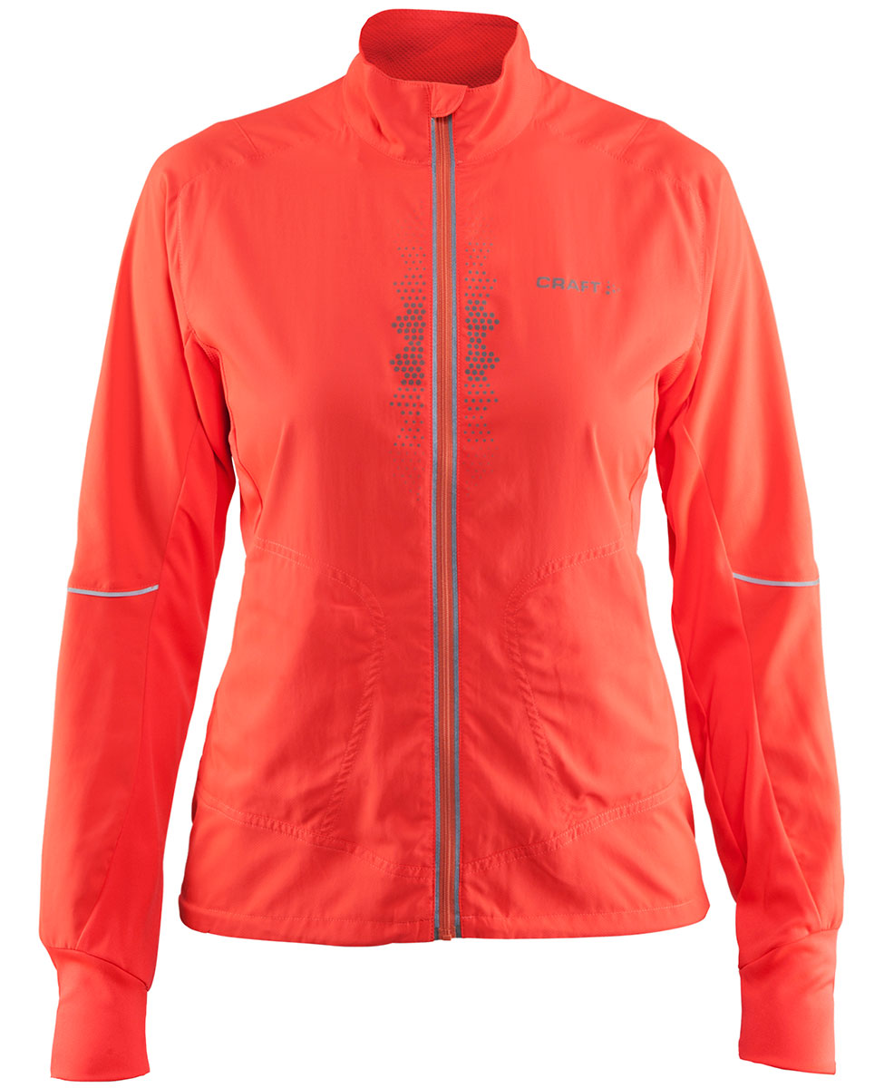 Craft Brilliant 2.0 Light Jacket - damska kurtka do biegania