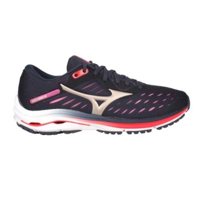 MIZUNO WAVE RIDER 24 - damskie buty do biegania granatowe