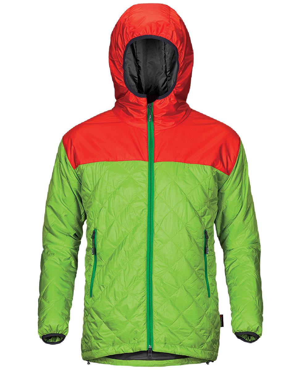 Milo Rove męska kurtka zimowa zielona