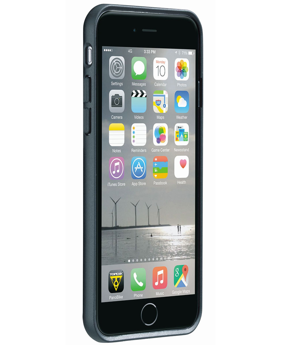 low priced 18df2 a78a5 etui rowerowe do iPhone 6/6S/7/8 Topeak RideCase czarny