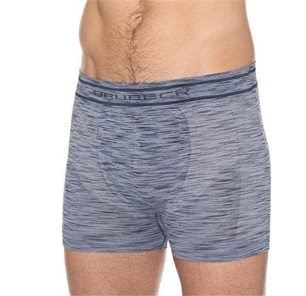 Bokserki męskie - Brubeck Fusion - jeansowe SS16