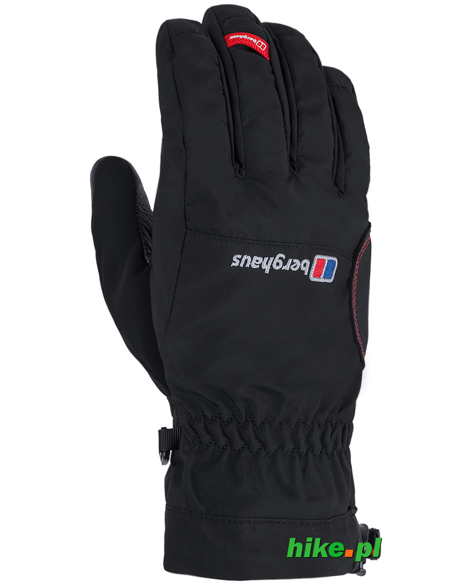rękawice Berghaus Windstopper Insulated Glove czarne