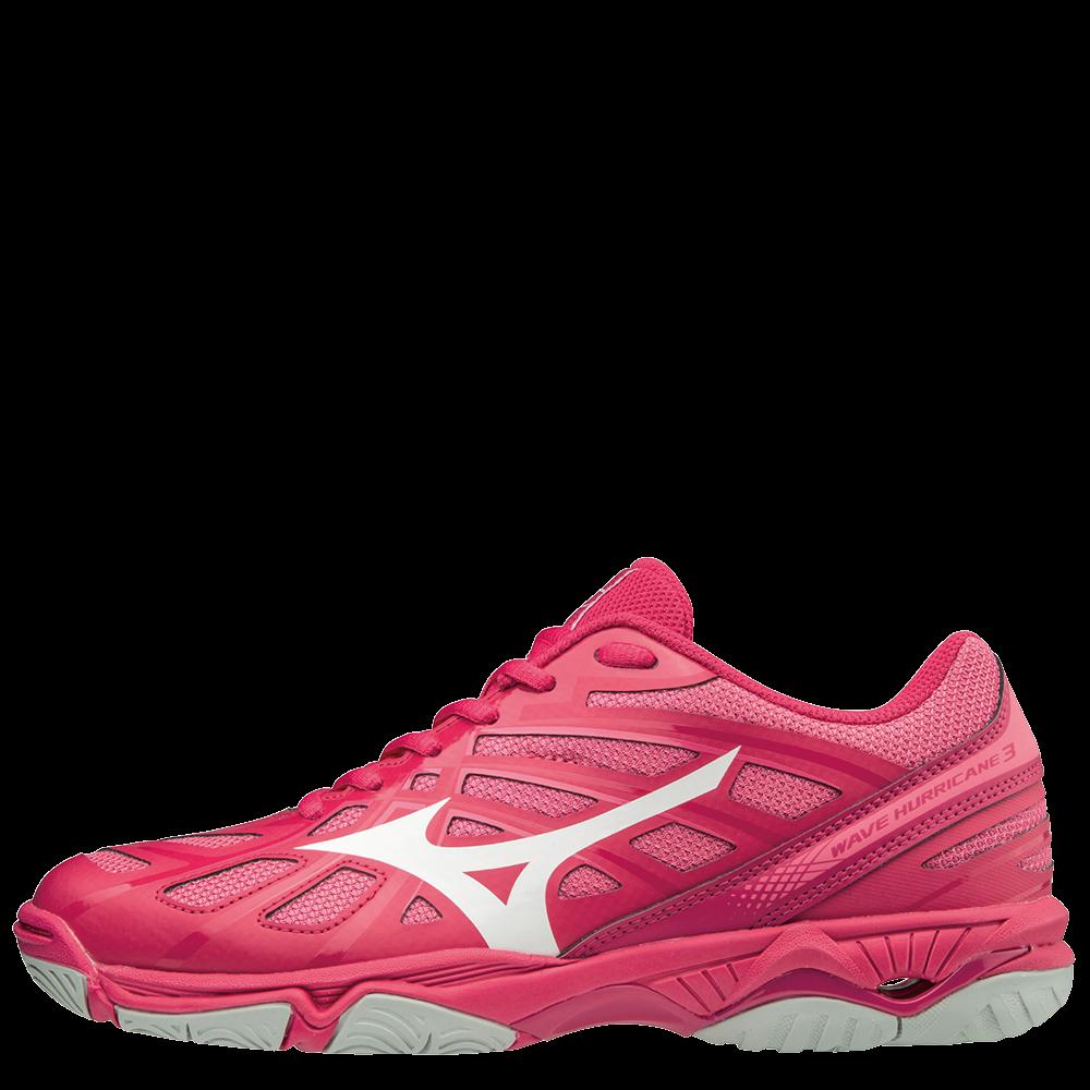 Mizuno Wave Hurricane 3 - damskie buty siatkarskie