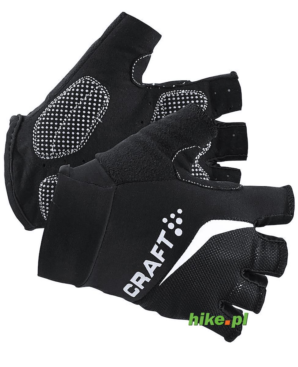 Craft Classic Glove - rękawiczki rowerowe damskie - czarne