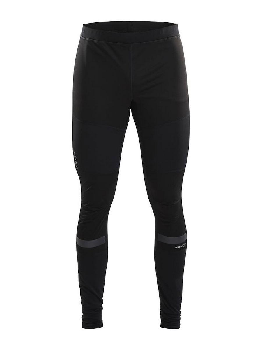 CRAFT WARM TRAIN WIND TIGHTS M - męskie spodnie z membraną