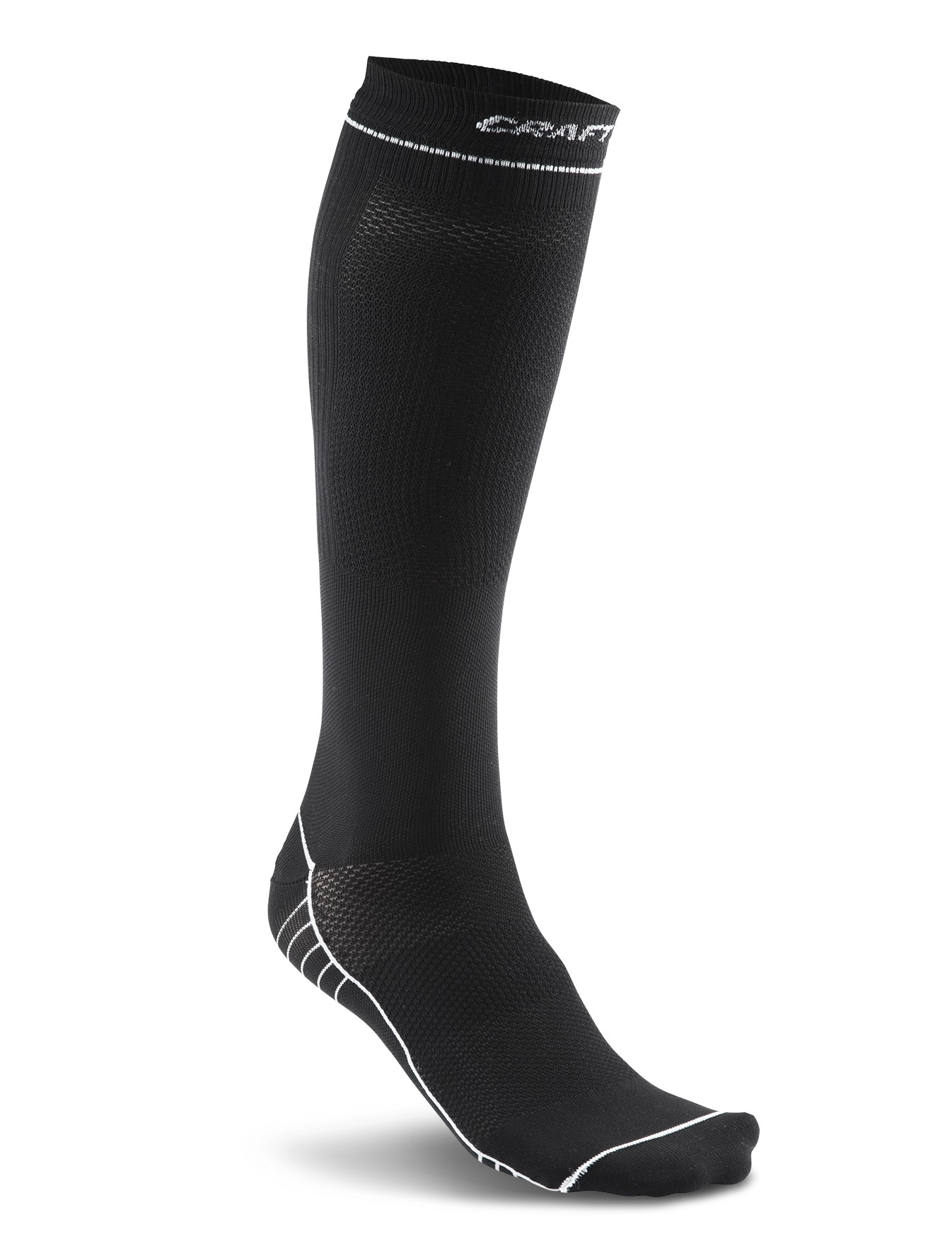 Craft Compression Sock - skarpetka sportowa - czarne SS16