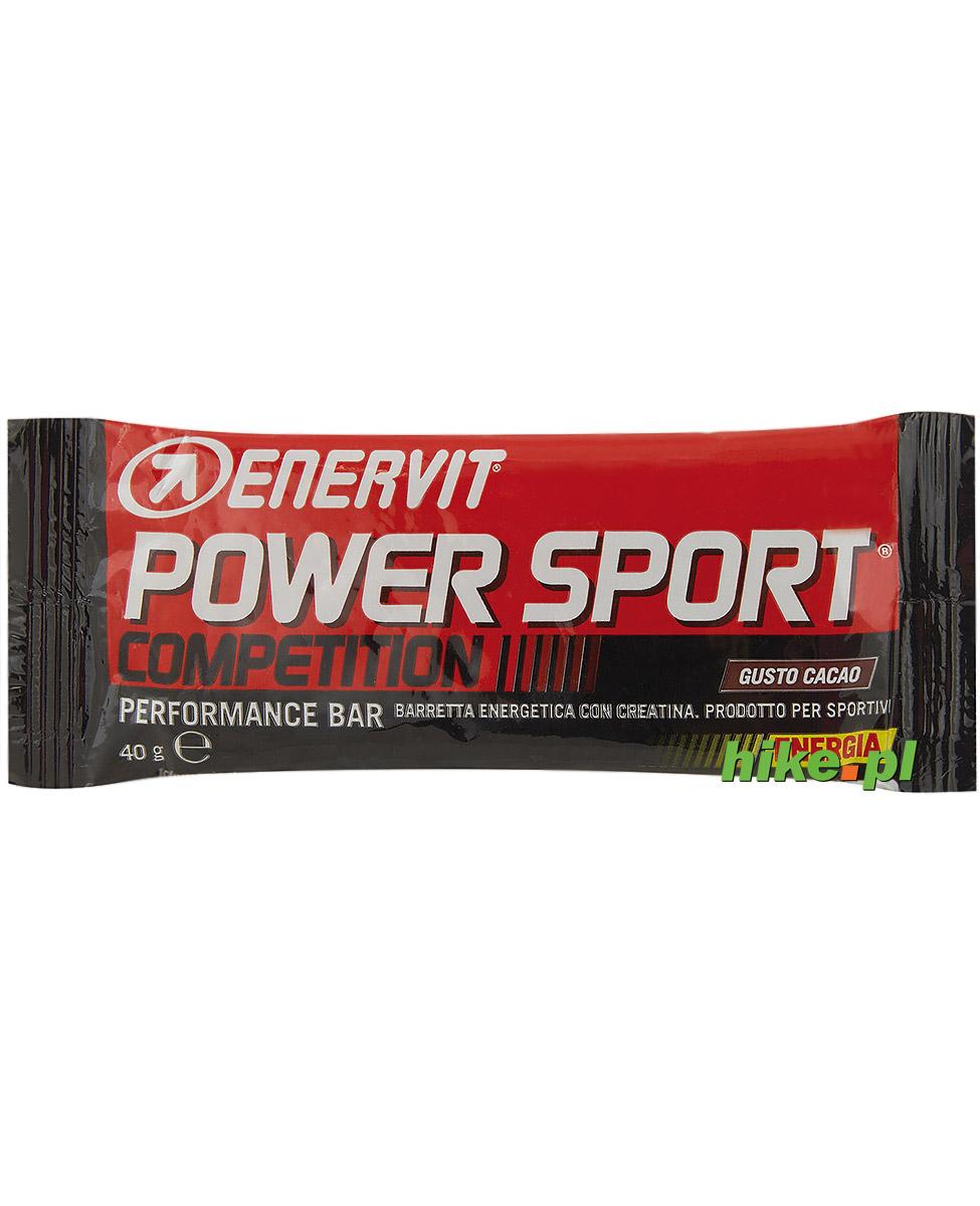 baton energetyczny Enervit Power Sport Competition 40g kakaowy
