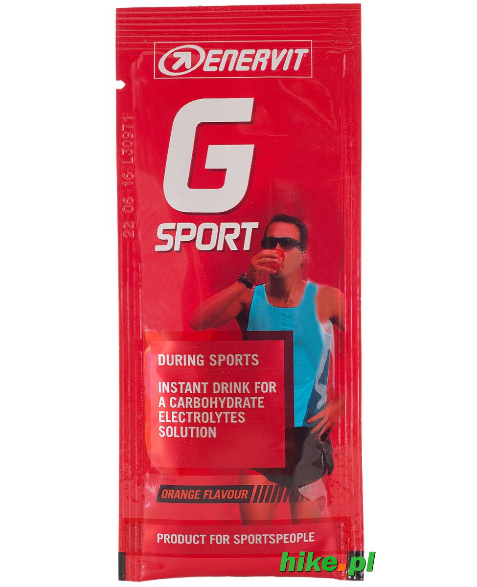 09d25e8b napój izotoniczny Enervit G Sport 15 g pomarańczowy (saszetka)