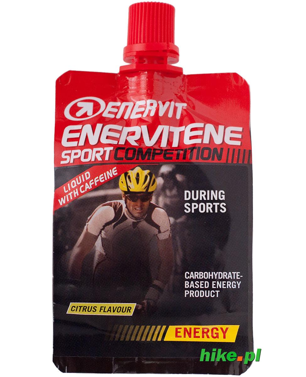 koncentrat Enervit Sport Competition z kofeiną 60ml