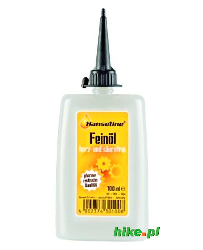 olej do roweru Hanseline Precision Oil 100 ml