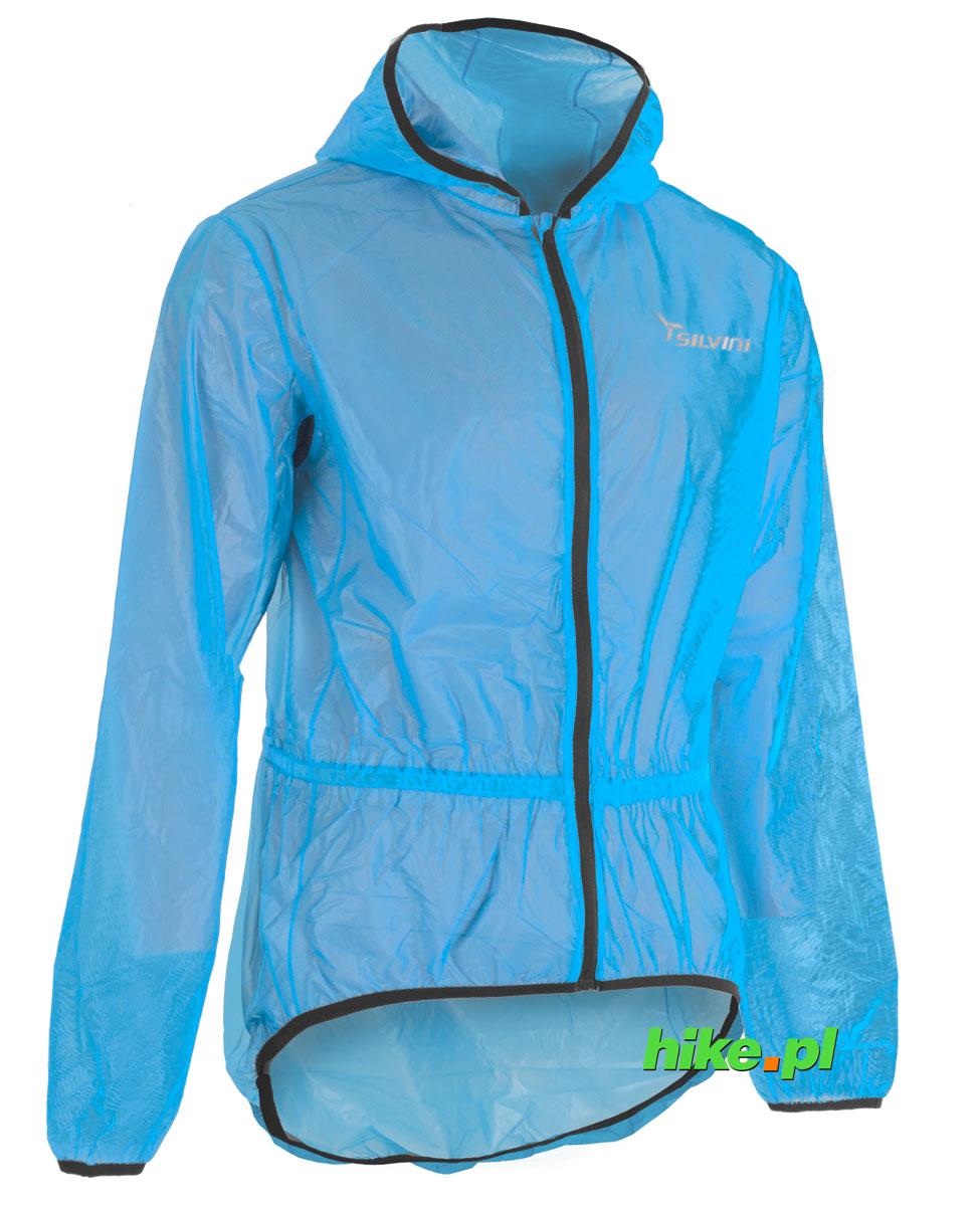 f13f87e6c6c5b Silvini Savio - rowerowa kurtka przeciwdeszczowa niebieska