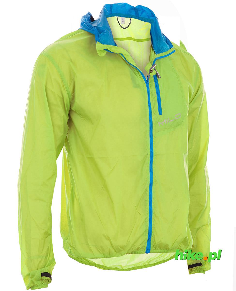 7fbf925803ee3 Milo Run Run lekka kurtka zielona. Silvini Savio - rowerowa kurtka  przeciwdeszczowa żółtozielona