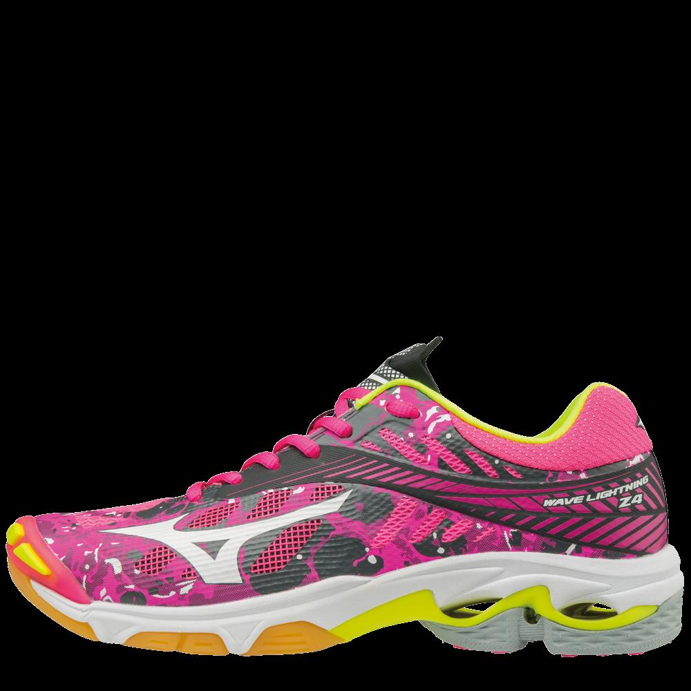ekskluzywne buty nowe obrazy najlepszy design Mizuno Wave Lightning Z4 - damskie buty do siatkówki - V1GC180090