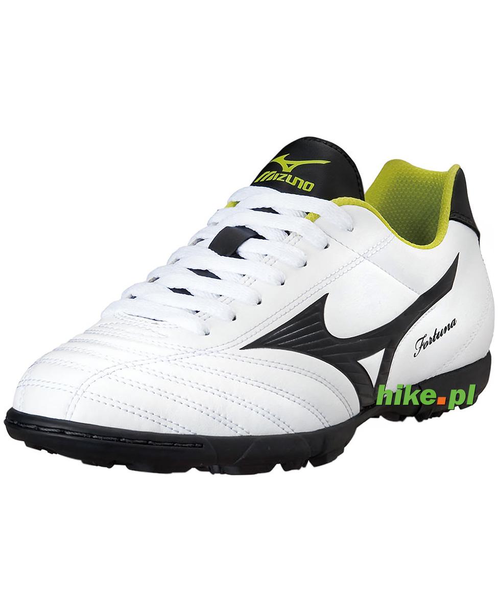 2614d1103 buty piłkarskie Mizuno Fortuna 4 AS biało-czarne - Hike.pl