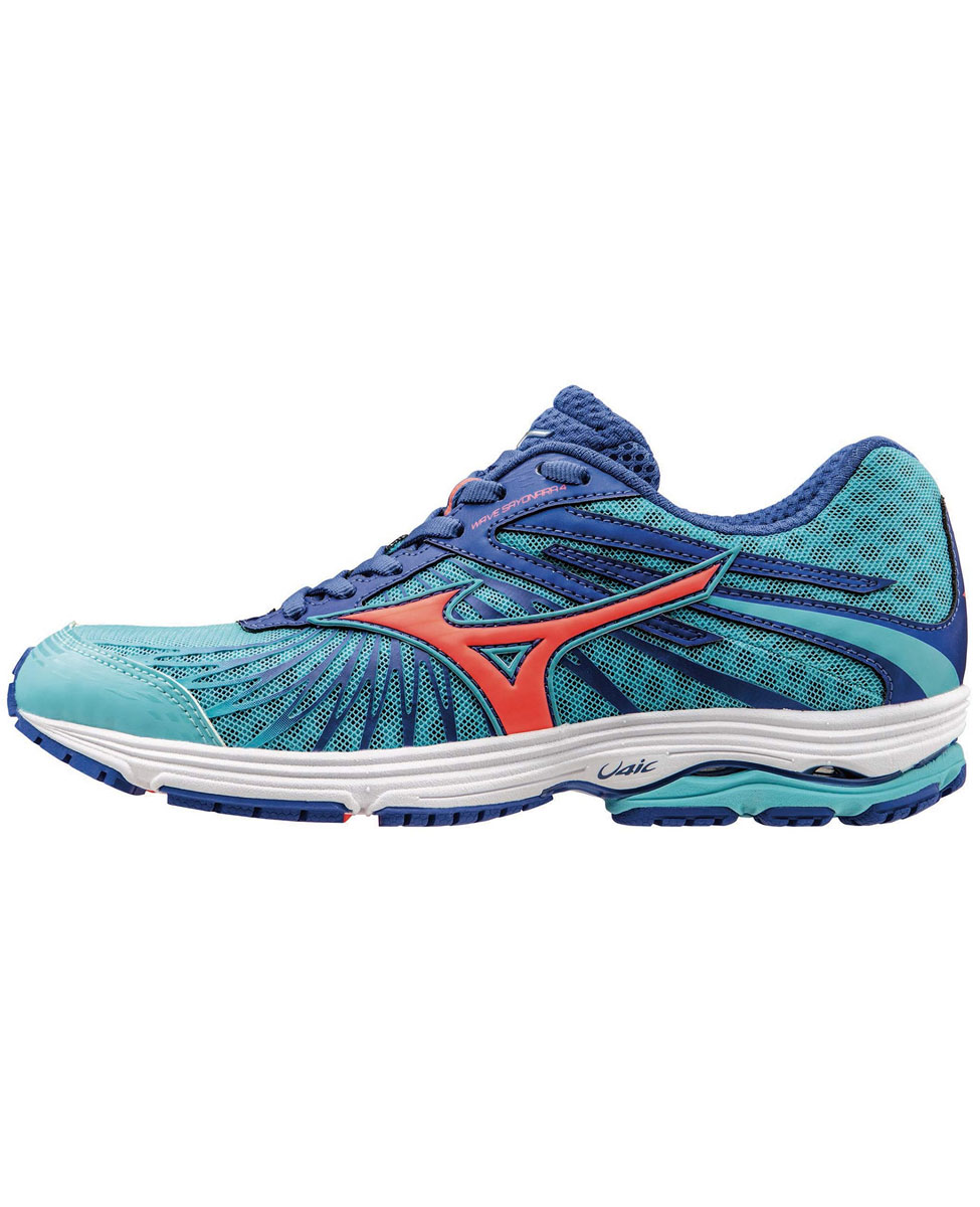 Mizuno Sayonara 4 - damskie buty do biegania  - capri
