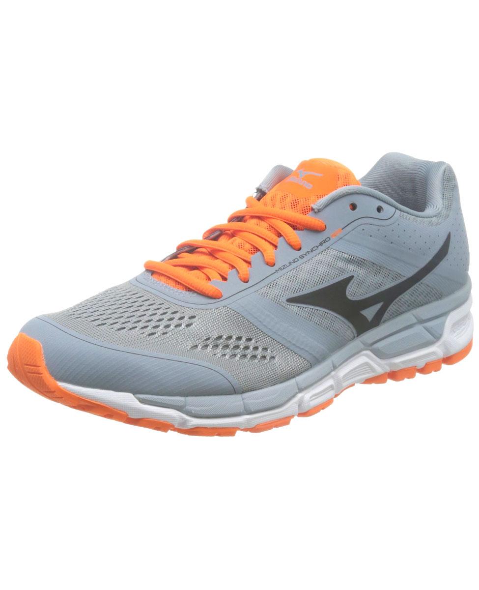 Mizuno Synchro MX - buty do biegania  - quarry