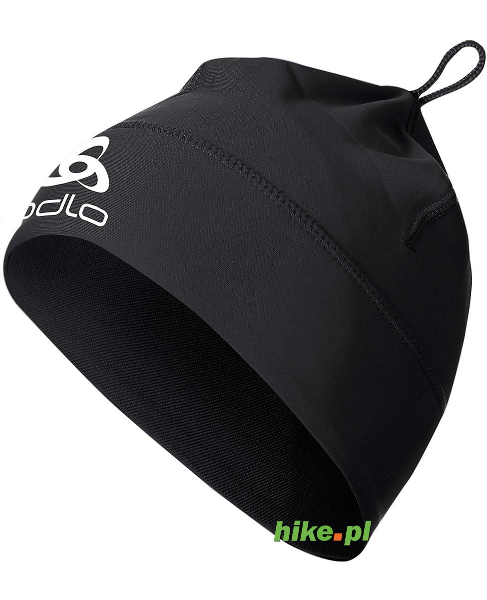 800b63818e661b czapka Odlo Hat Polyknit czarna