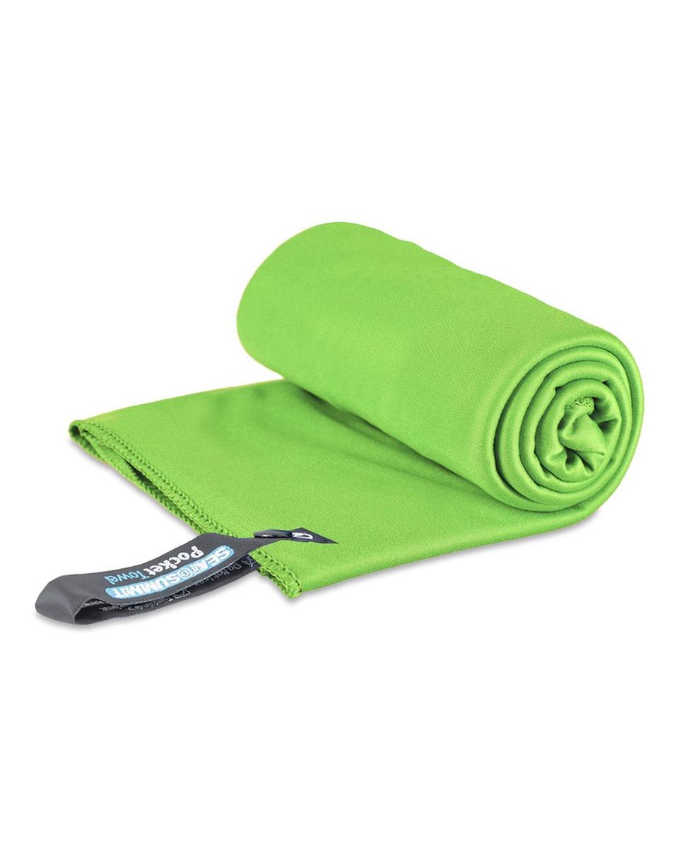 Sea to Summit Pocket Towel ręcznik szybkoschnący limonka