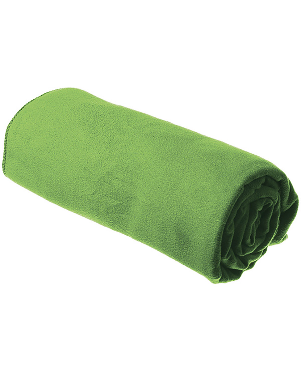 Sea to Summit DryLite Towel ręcznik szybkoschnący limonka