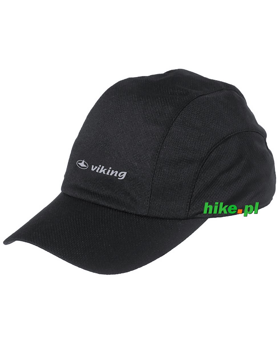 74cc20e958b9de Viking Barak - czapka z daszkiem - czarna