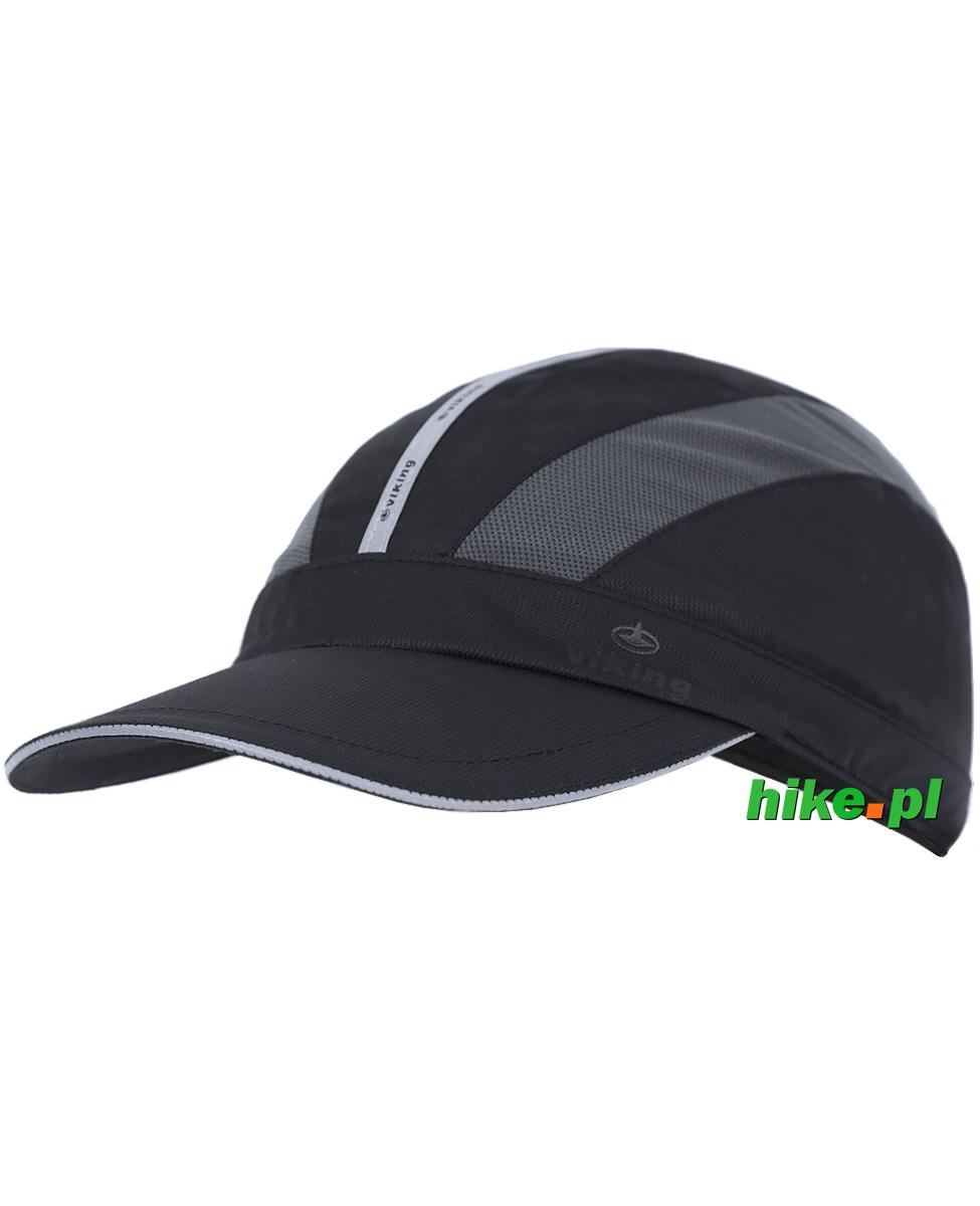 924af03a9ee01f czapka z daszkiem Viking Noah czarna. lekka czapka z daszkiem Viking Jork  beżowa