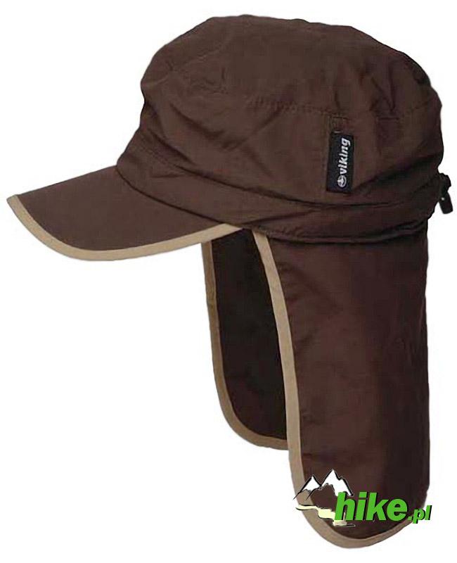 czapka Viking Kai brązowa
