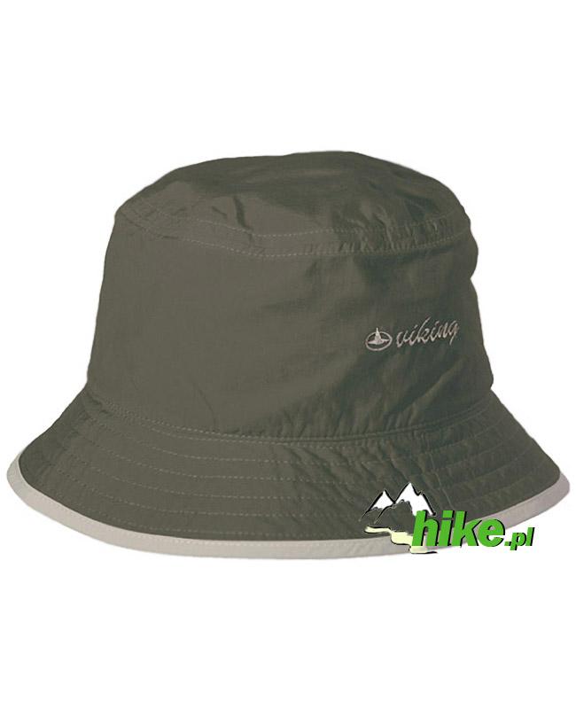 damski kapelusz Viking Mika ciemno zielony