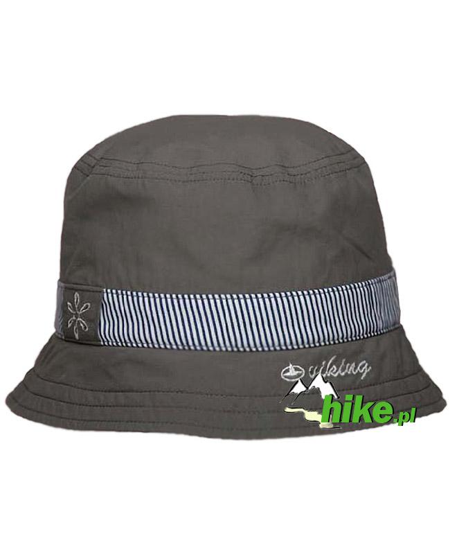 damski kapelusz Viking Roca szary