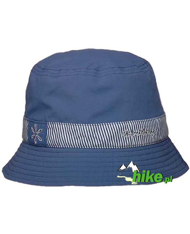 damski kapelusz Viking Roca niebieski