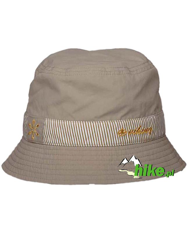 damski kapelusz Viking Roca beżowy