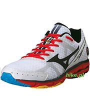 buty do biegania Mizuno Wave Rider 17 białe