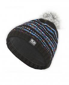 Damska czapka z pomponem Gwinner