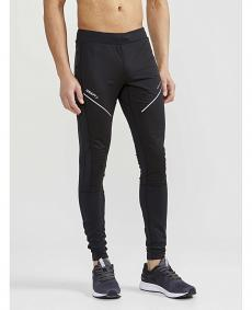 CRAFT ESSENCE WIND TIGHTS M - męskie spodnie z membraną