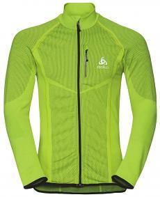 Odlo Velocity Light Jacket wiatroszczelna męska kurtka - zielona