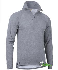 męska koszulka termoaktywna z rozpinanym golfem Berkner Thermo