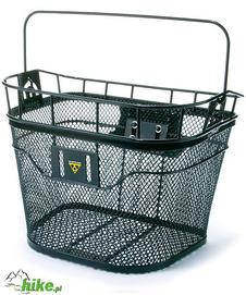przedni kosz rowerowy Topeak Front Basket czarny