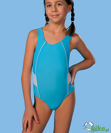 dziecięcy kostium kąpielowy gWinner Britta II niebieski