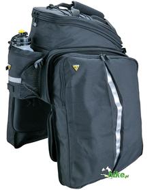 Torba na bagażnik z rozkładanymi bokami Topeak Trunk Bag DXP (na paski)