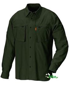 koszula Pinewood Angler ciemnozielona