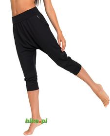 spodnie damskie 3/4 gWinner Creola czarne