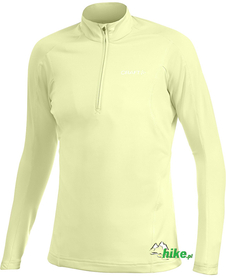 damska bluza termoaktywna Craft Lightweight Stretch Pullover sorbet