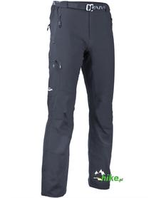 męskie spodnie Milo Vino czarne