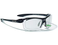 optyczne okulary sportowe Alpina PSO Twist Four VL+ Shinny Black