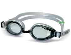 okulary do pływania gWinner Classic srebrne