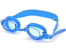 dziecięce okulary do pływania gWinner Kids Classic niebieskie