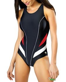 kostium kąpielowy gWinner Liana II czarny